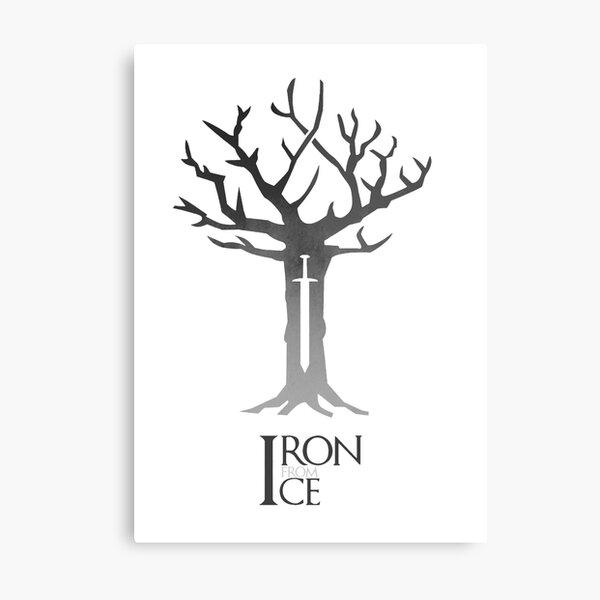 House Forrester Metal Print