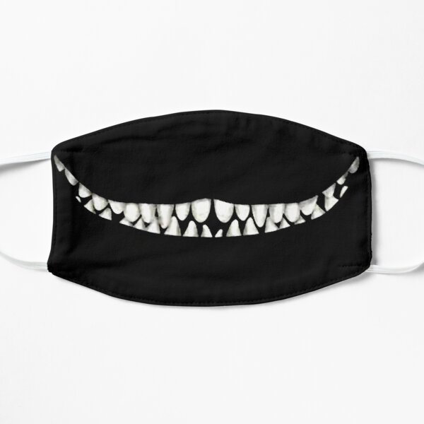 cat smile mask Mask