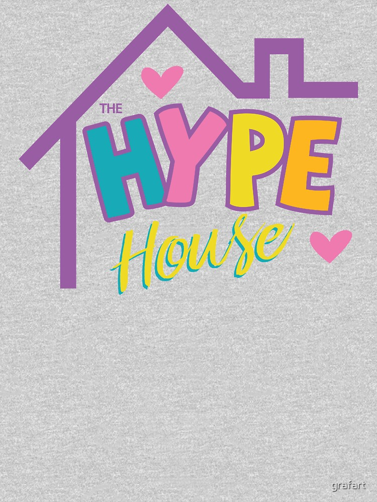 Hype House Sign by grafart