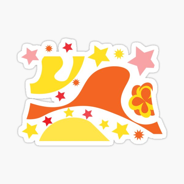 Starrs Sticker