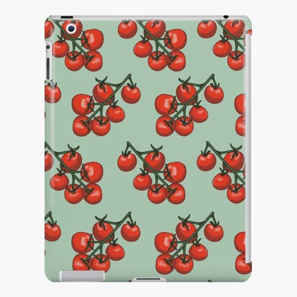 Tomatoes on vines iPad Snap Case