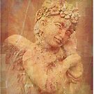 A Little Angel Wishes You Love, Peace and Joy by Marie Sharp