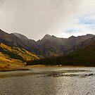 Fall at Piney Lake by Joey Bouchard Photography