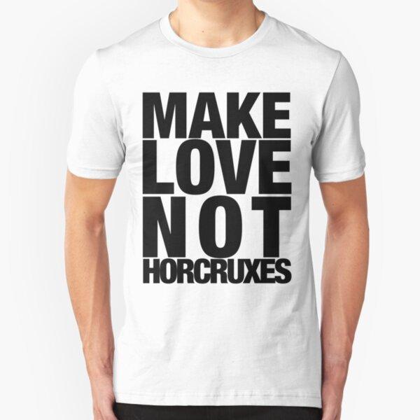 Honeydukes Harry Potter White Fitted T-shirt