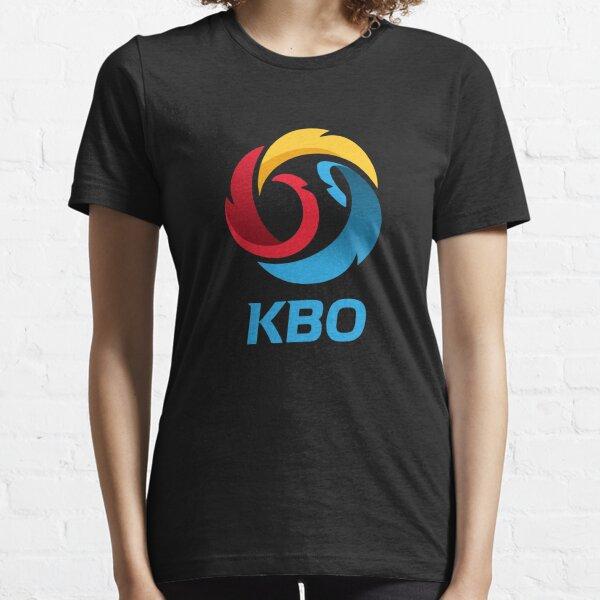 KBO Logo Korean Baseball Essential T-Shirt