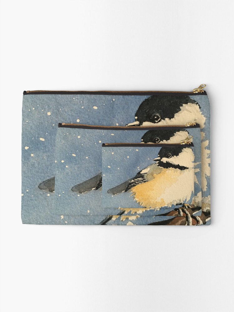 Alternate view of Solo Chick Zipper Pouch