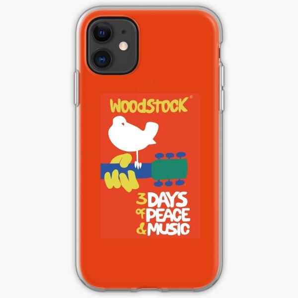 Woodstock 1969 iPhone Soft Case