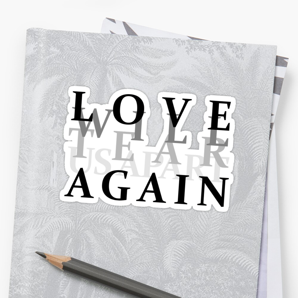 Love will tear us apart again- Joy Division by loveaj