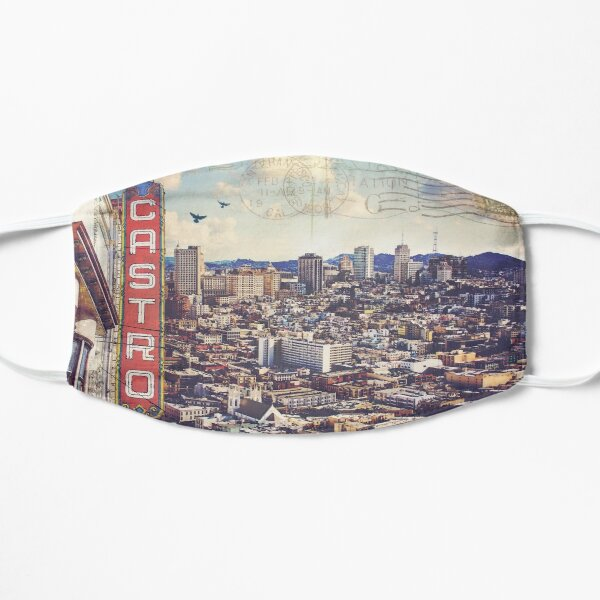 The City By The Bay - San Francisco, California Mask