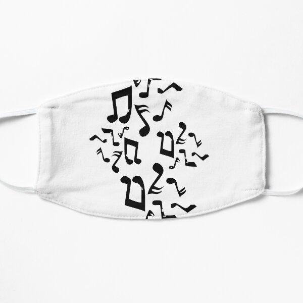 Dancing Music Notes Mask