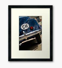 VW 9776 Framed Print