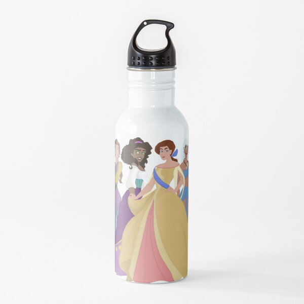 Animated girls Water Bottle
