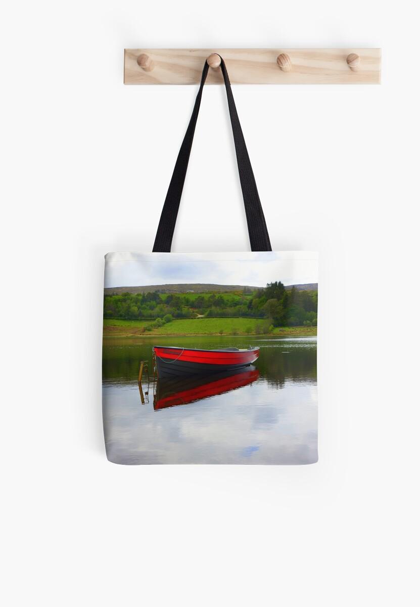 Lough Fern Fishing Boat by Fara