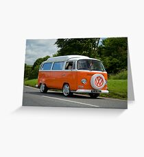 VW 9815 Greeting Card