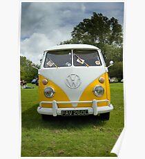 VW 9826 Poster
