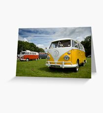 VW 9835 Greeting Card