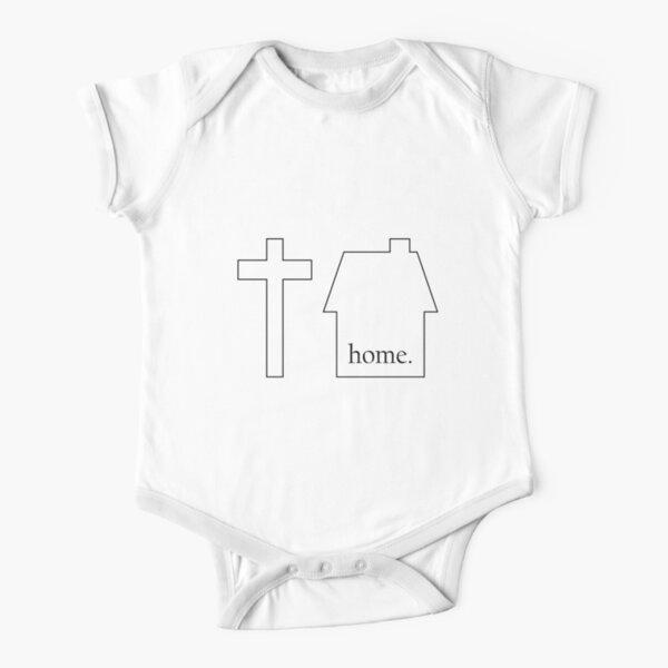 Tyson House Home Short Sleeve Baby One-Piece