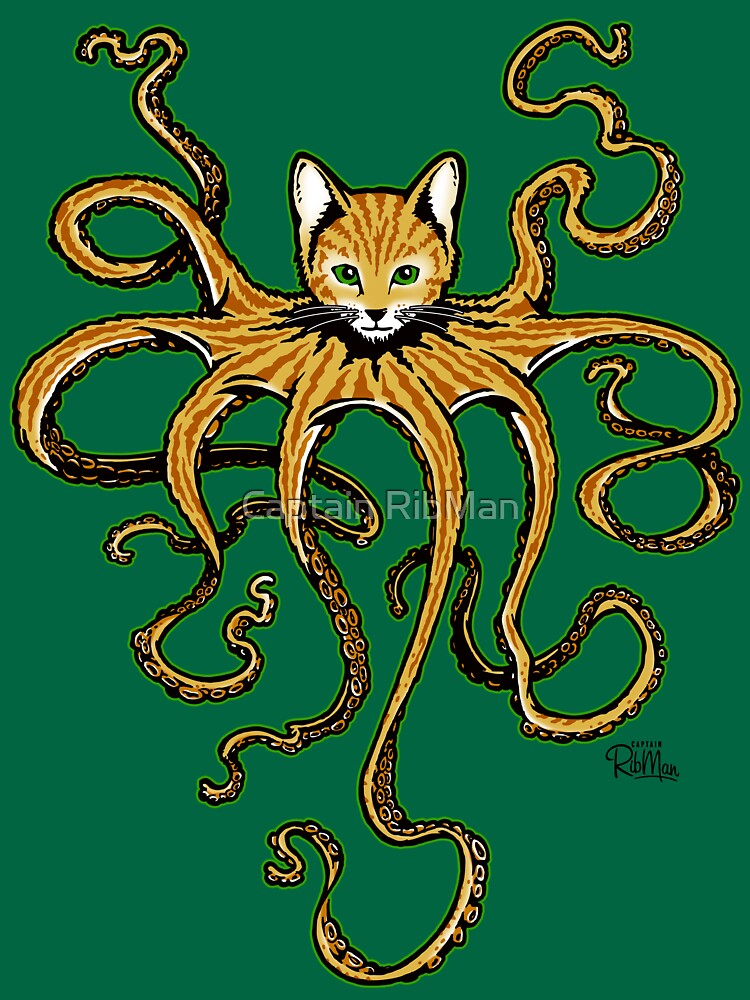 OctoKitty / Cathulhu | Unisex T-Shirt