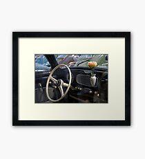 VW 9728 Framed Print