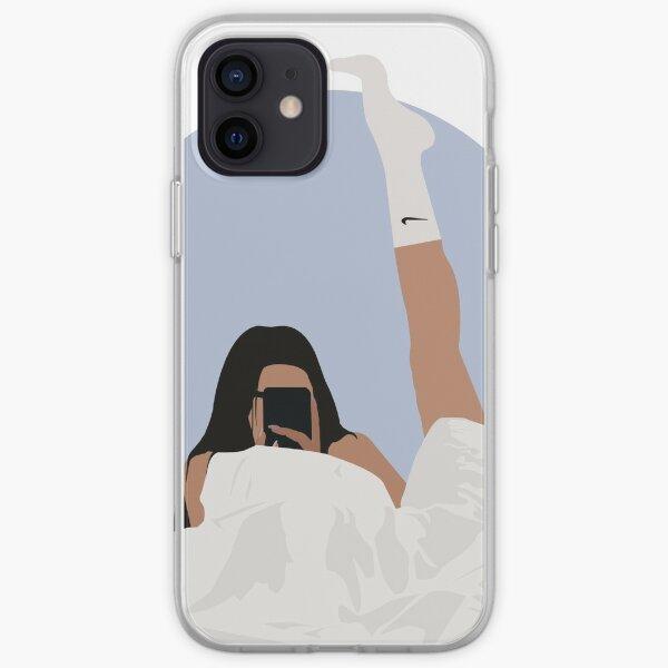 Nike Blanc Coque souple iPhone