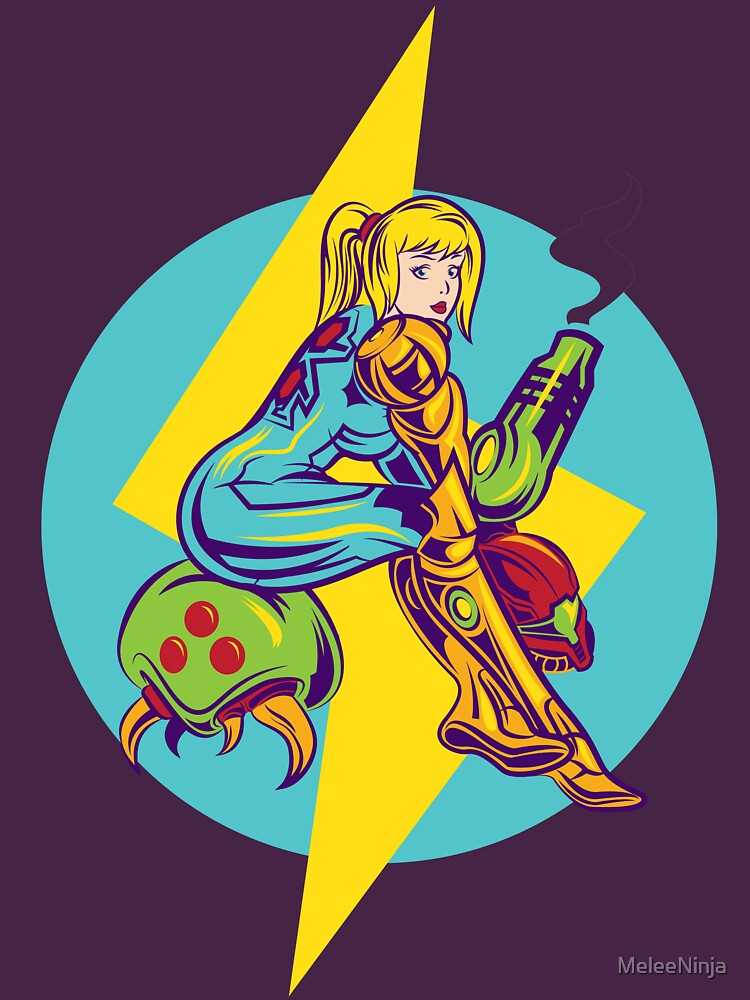 Femme Fatale Hunter  | Unisex T-Shirt