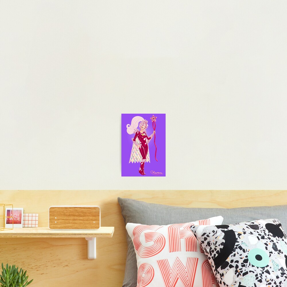The Gentle Gem of the Stellar Sorority by Kevenn T. Smith Photographic Print