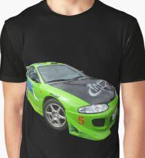 Mitsubishi Eclipse Graphic T-Shirt