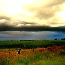 Ominous Clouds by cjcphotography