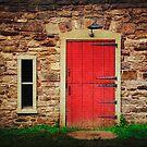 The Mill Door by Debra Fedchin