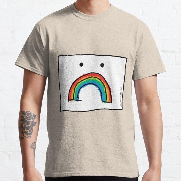 SAD RAINBOW Classic T-Shirt