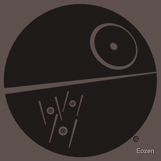 TShirtGifter presents: That's No Moon (Ver. 2)