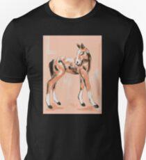 Foal Peach T-Shirt