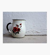 The milk jug Photographic Print
