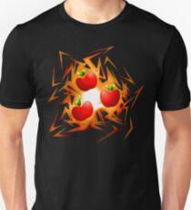 Applejack's cutiemark shards Unisex T-Shirt
