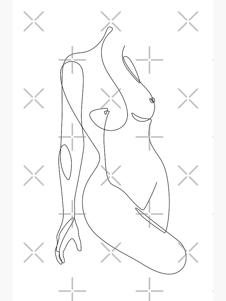 Single Nude by ExplicitDesign