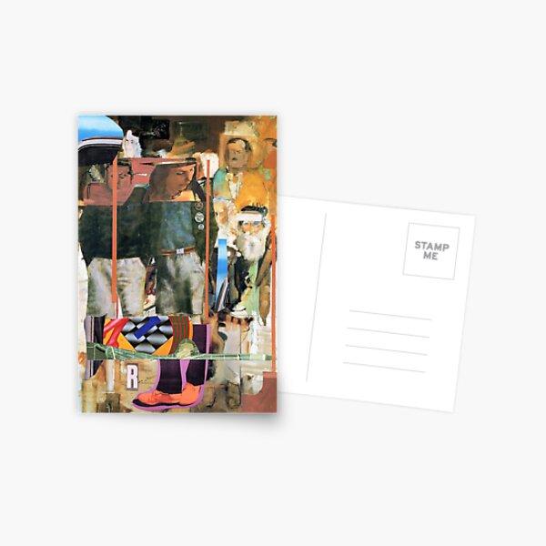 Pop Peter Blake 2. Postcard
