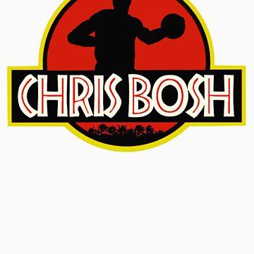 Chrisosaurus-Bosh by EricCormier