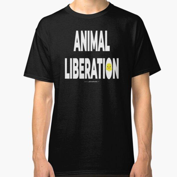 Vegan Activist Graphics #takingblindfoldsoff 59 Classic T-Shirt