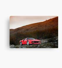Ferrari 288 GTO 1985 Canvas Print