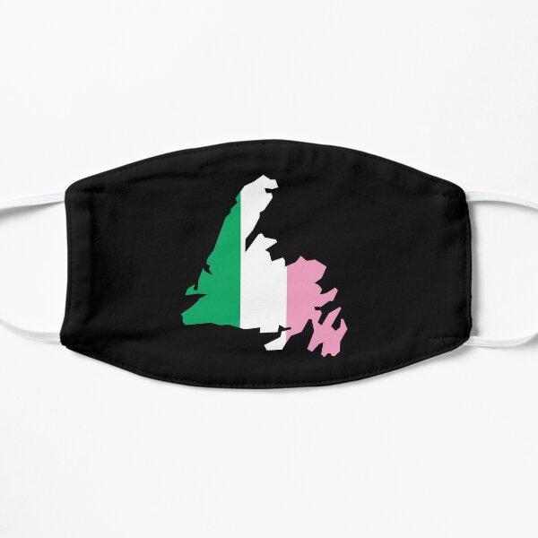 Republic of Newfoundland Flat Mask