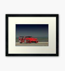 Ferrari F40 LM Michelotto Framed Print