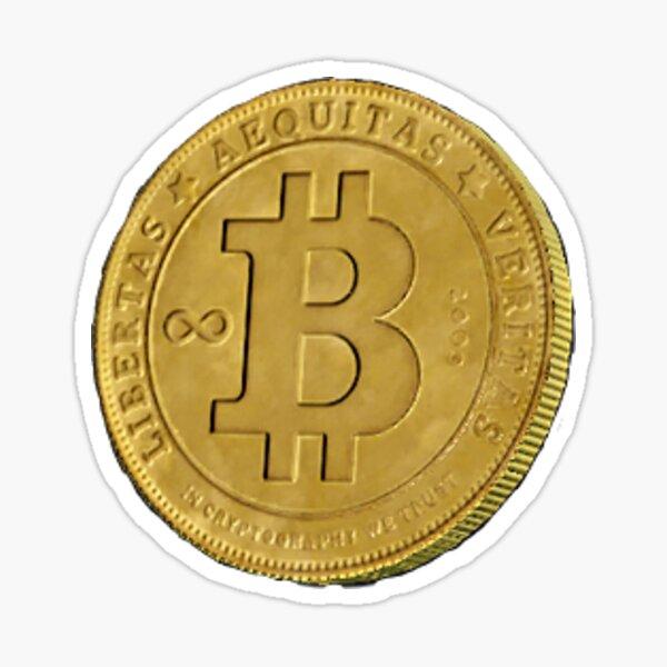 Escapar de Bitcoin Tarkov Pegatina