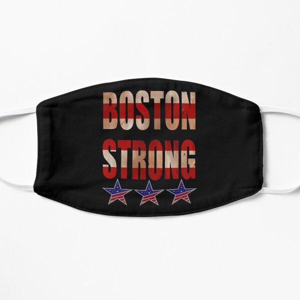 boston strong Flat Mask
