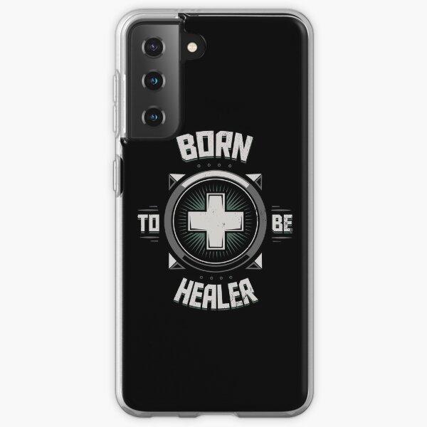 Born to be healer Samsung Galaxy Soft Case
