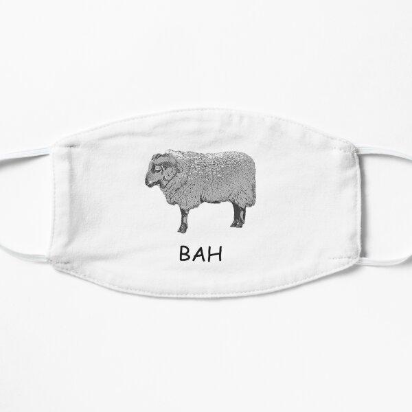 Bah Bad Mood Sheep Mask
