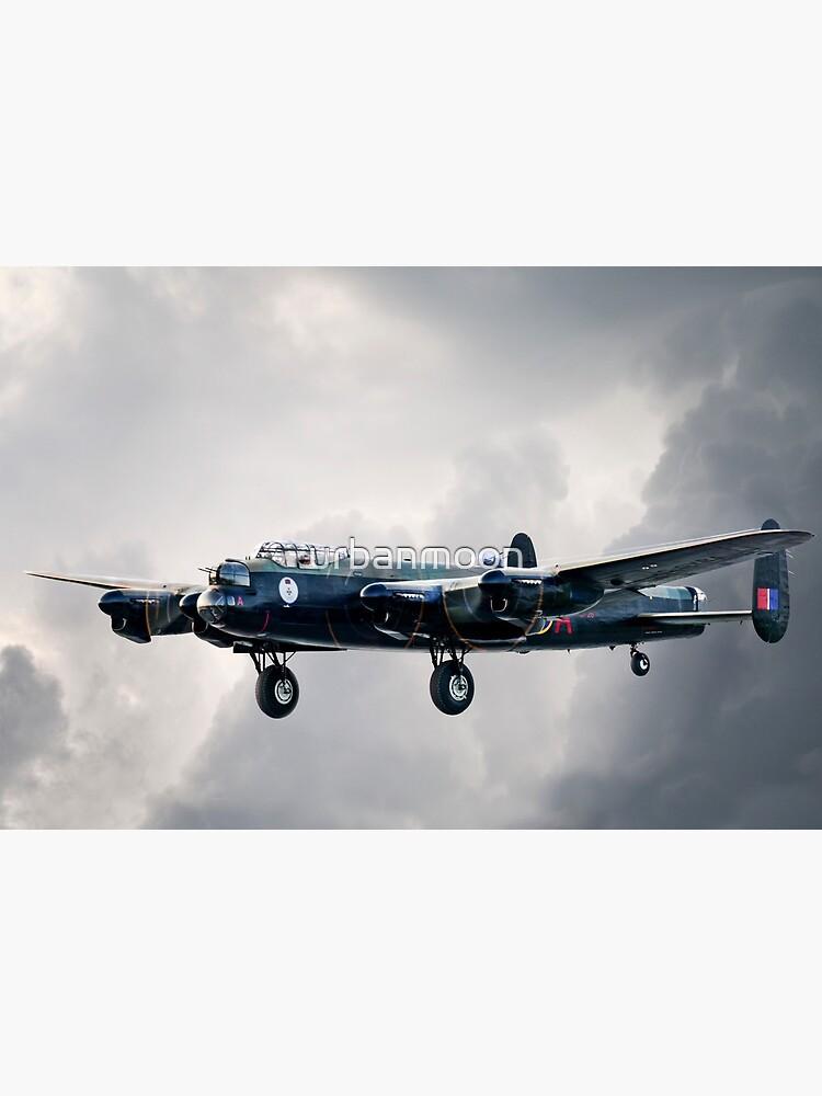 Avro Lancaster  by urbanmoon
