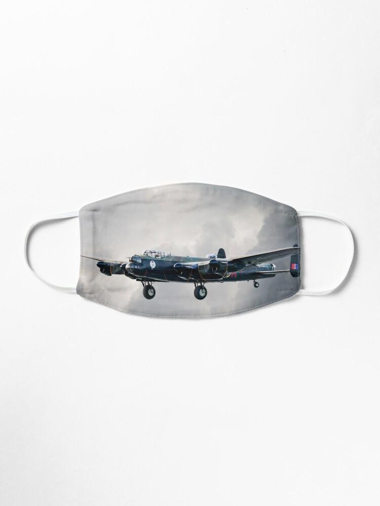 Alternate view of Avro Lancaster  Mask