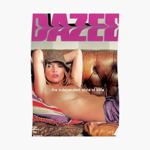 D A Z E D Poster
