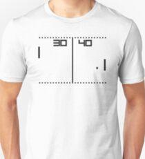 Vintage Tennis Video Game T-Shirt