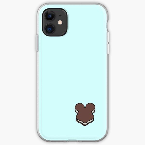Miny Mickey Ice Cream Sandwich iPhone Soft Case